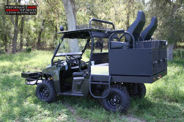 Bench Seat For Rzr 900 Xp